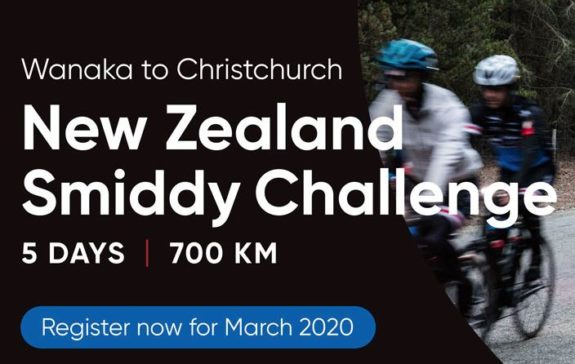 New Zealand Smiddy Challenge
