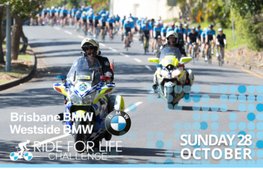Brisbane BMW & Westside BMW Ride for Life Challenge